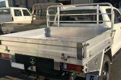 Custom Heavy Duty Aluminium Ute Tray Perth