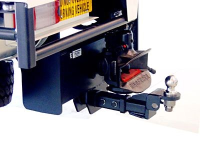 Accessories - Towbars & Hitches