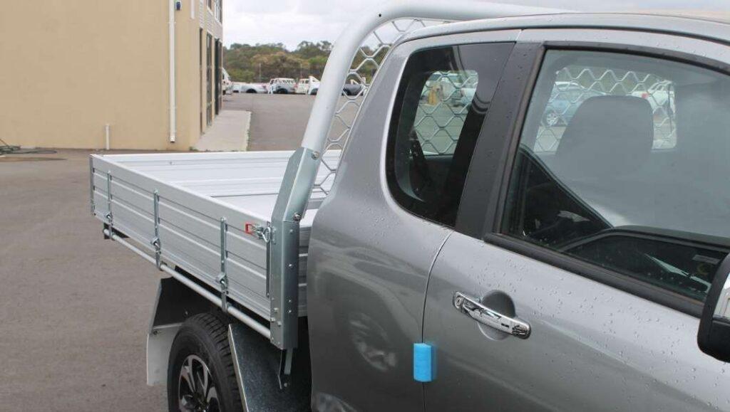 Affordable budget price aluminium ute tray sales