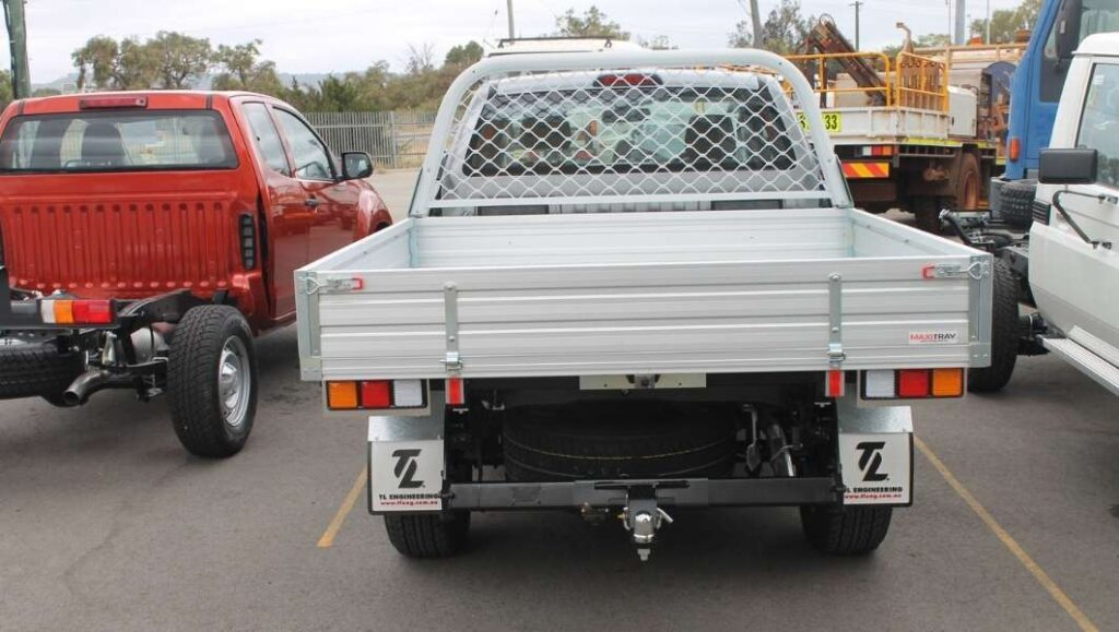 Affordable budget price aluminium ute tray sales Perth (1)