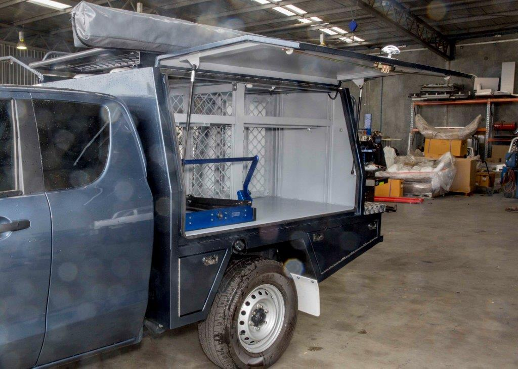New dual-cab 2 Door Canopy for sale Perth