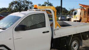 Backease 600 Ute Crane Perth__