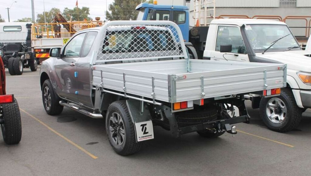 Budget Aluminium Ute Tray Perth