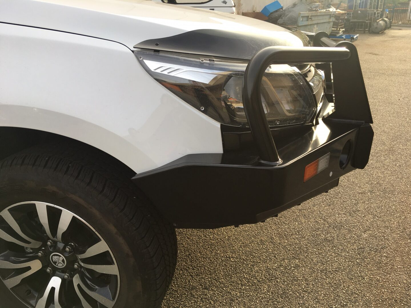 New side Bullbar Perth for sale for Colorado