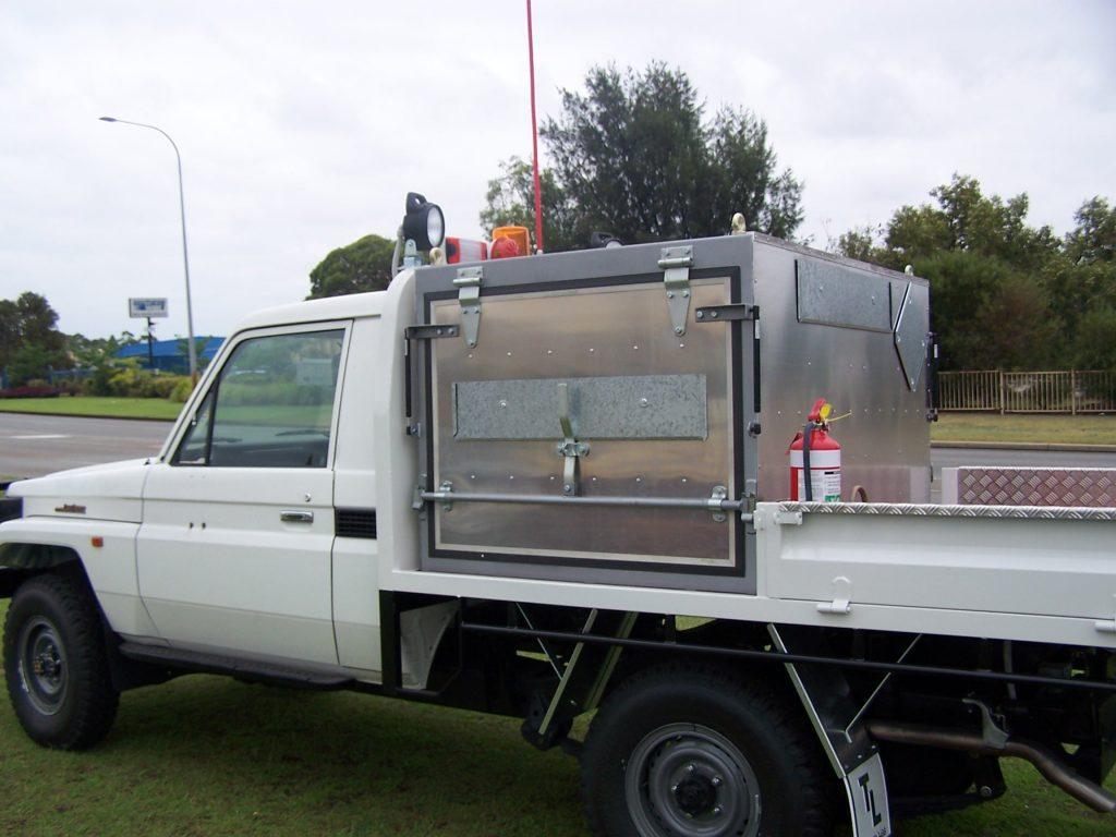 Explosive Storage Box Perth