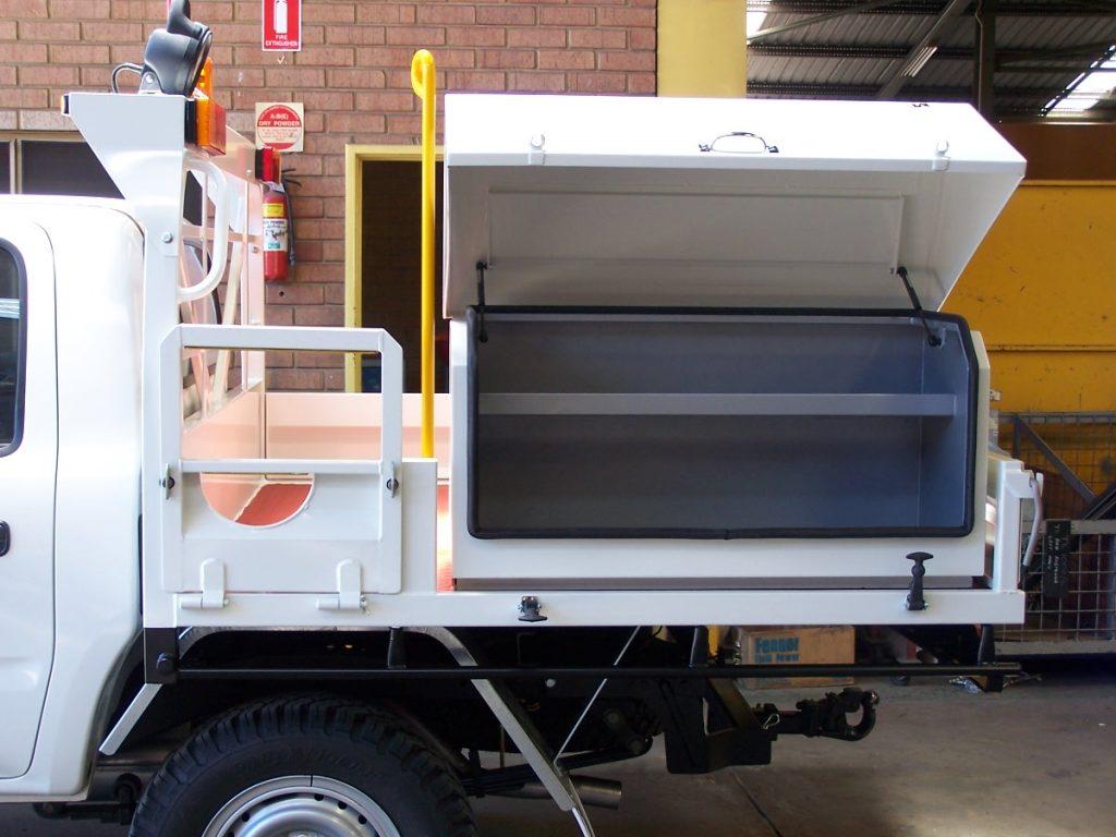 Toolbox Hammersley Iron Perth
