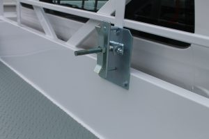 SPARE WHEEL CABRACK MOUNT – SINGLE OR DOUBLE SPARE WHEELS