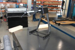 A-FRAME SPARE WHEEL CARRIER – SINGLE OR DOUBLE