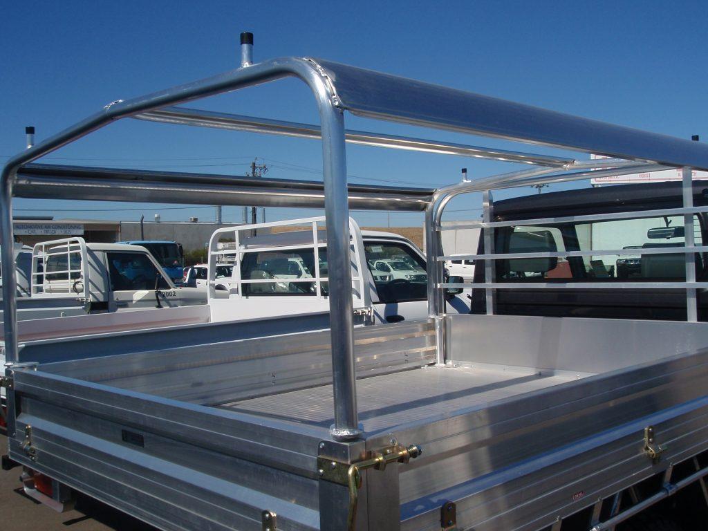 Ute Canopy Perth Aluminium