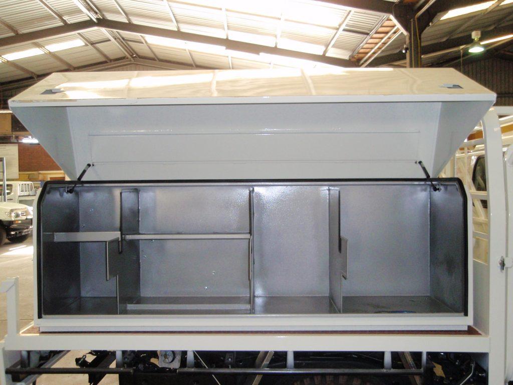 Custom Ute Toolboxes Perth