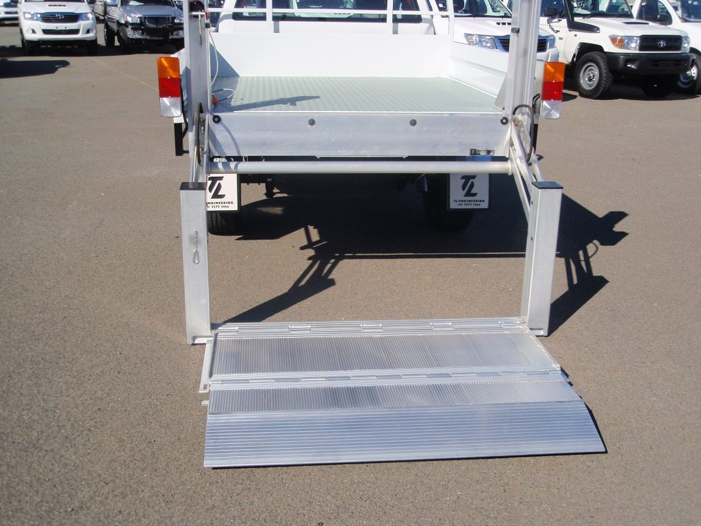 Ute Tail Gate Lift Perth