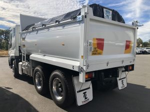 Hardox Tipper Perth
