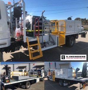 Boilermaker (Boily) Truck Build