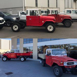 Toyota HJ47 Classic Restoration