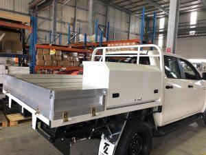 TL 170 Hybrid Tray