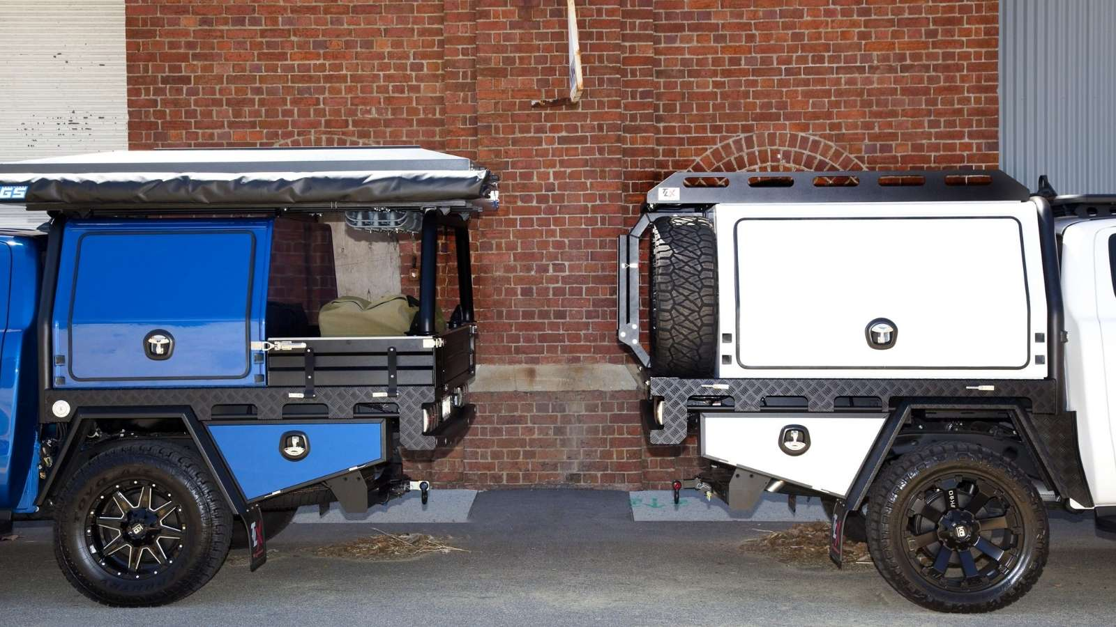 TLX 4x4 Perth Ute Trays and Canopies _