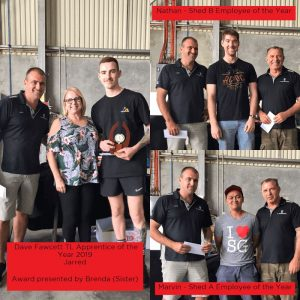 TL 2019 Employee Awards Perth