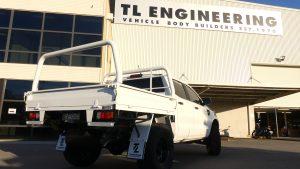 Perth Tradie Heavy Duty Ute Tray – Ford Ranger