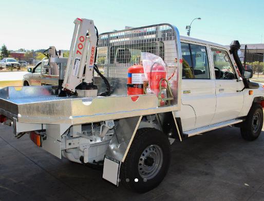 K700s Crane Perth WA