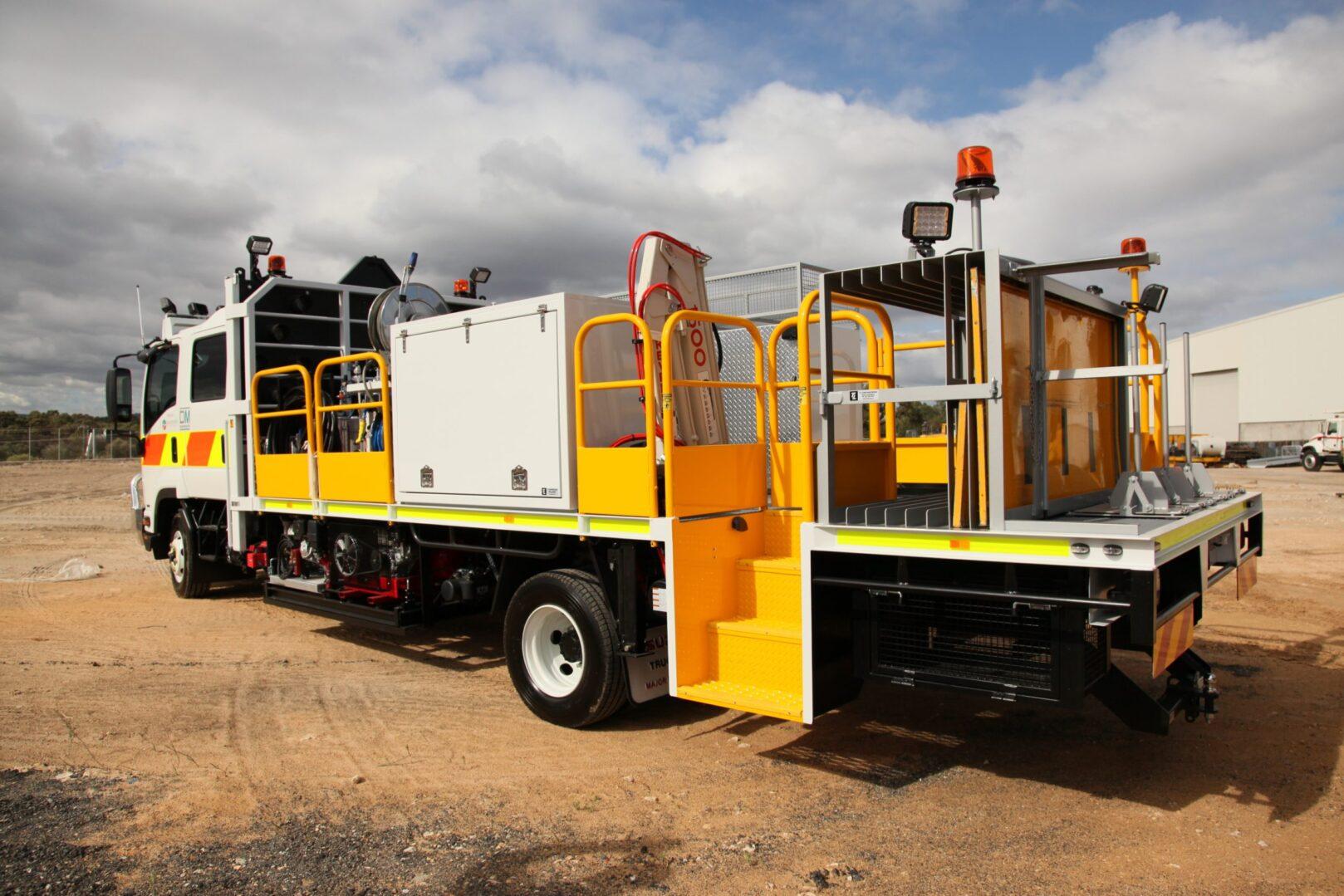 Truck - Vehicle Body Builder Perth WA