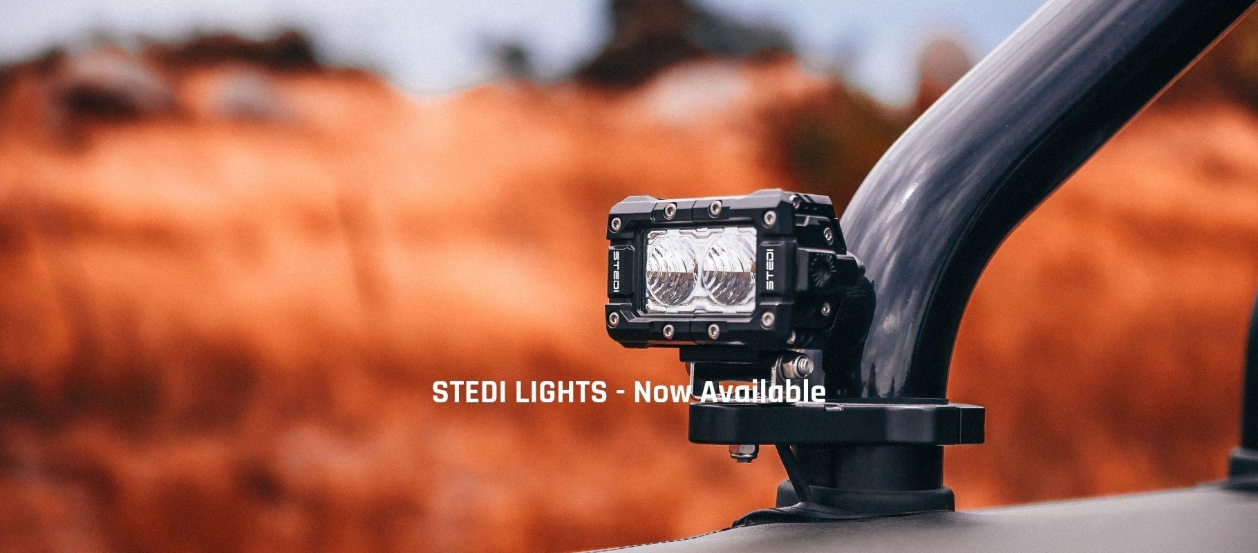 Buy STEDI LED lights at Perth WA