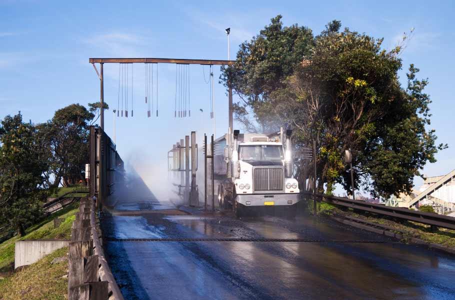 Stedi Lights for Heavy Vehicles