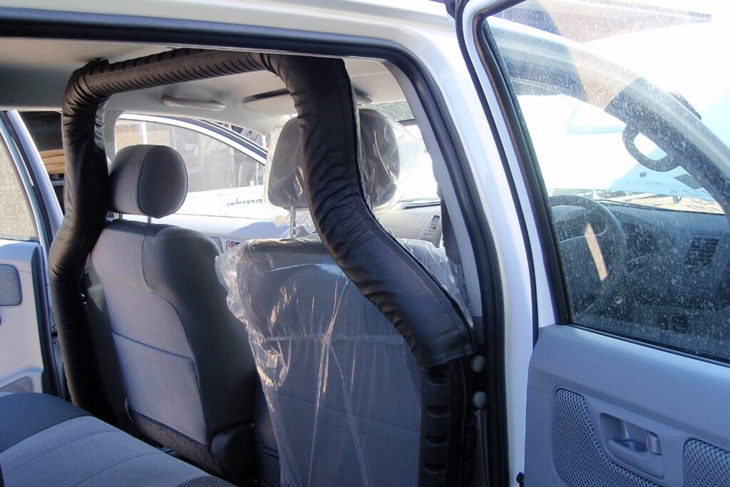 Buy SINGLE HOOP INTERNAL ROLLBAR for your vehicle in Perth WA