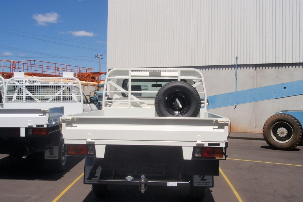 Buy Spare Wheel Carrier in Perth WA