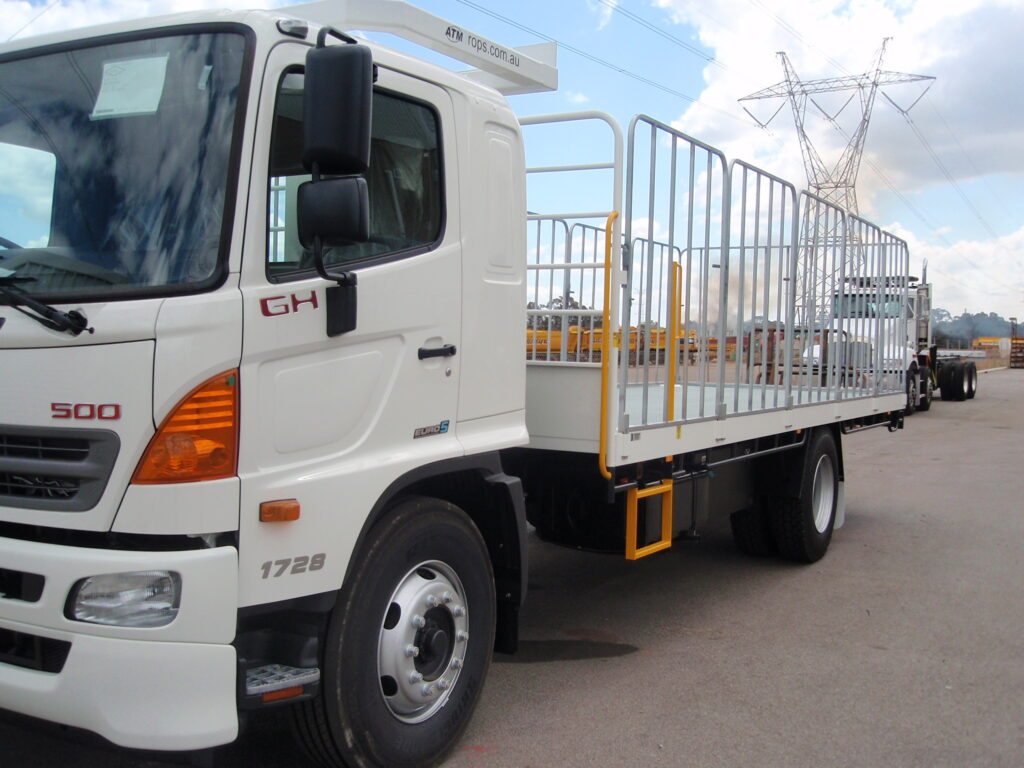 Best auality truck tray with sidewalls made in Perth WA.