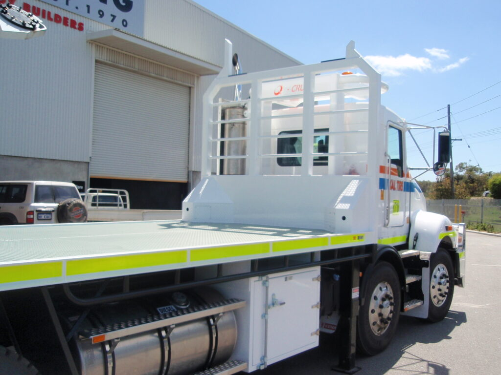 Quality Truck Guards by TL Engineering in Perth WA