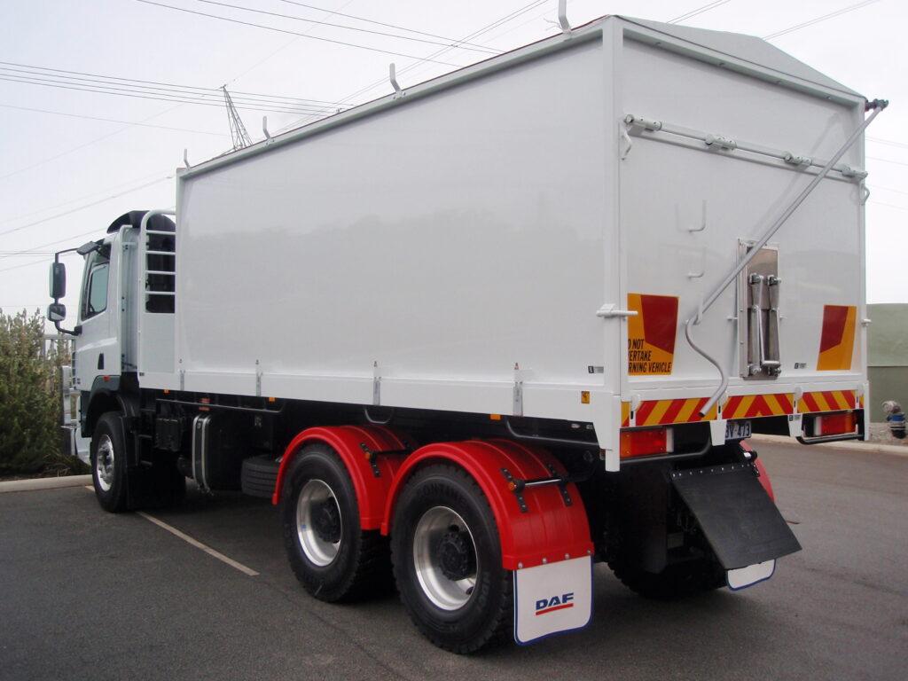 TL Engineering Truck Guards in Perth WA