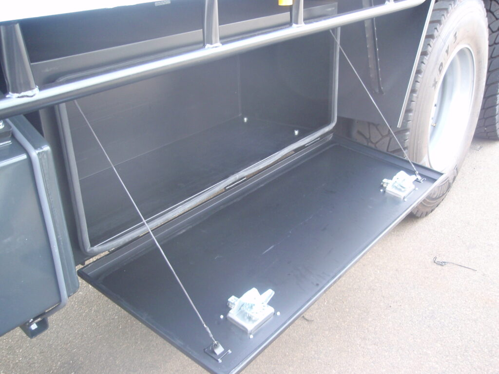 Truck Toolbox by TL Engineering in Perth WA