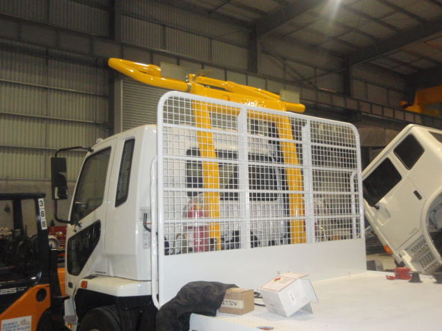 Rollover Protection Systems ROPS for Trucks by TL Engineering in Perth WA