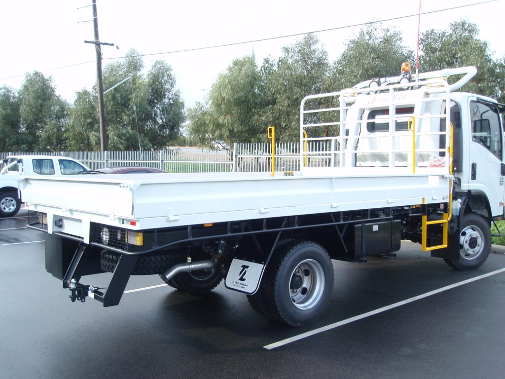 New Quality Truck Tray made and installed in Perth WA