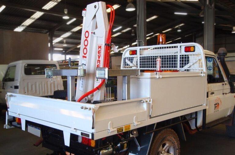 Buy Kevrek Spare Parts for Kevrek Cranes for sale in Perth WA
