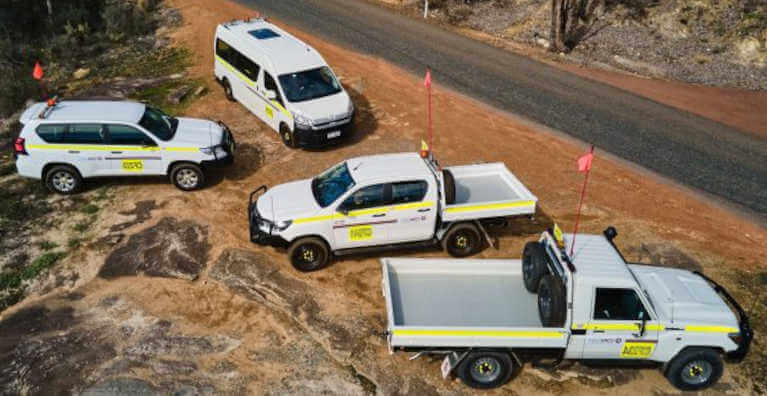 Vehicle fleet upgrades Perth